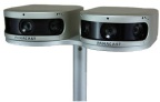 The PanaCast 3D Virtual Realty Kit is the first camera system to deliver 4K 3D virtual reality video in real-time, without the need for post-production processing. It will be on display at CES, January 5 - 8, in the Las Vegas Convention Center, Booth MP25383. (Photo: Business Wire)