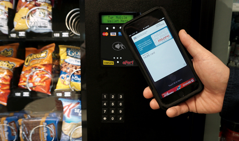 Self serve retail brings loyalty to Apple Pay (Photo: Business Wire)