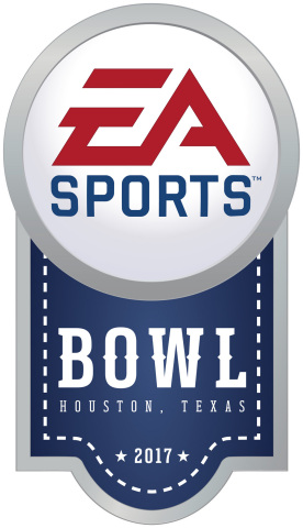 The Big Game Kicks Off With EA Sports Bowl in Houston on February 2 (Graphic: Business Wire)