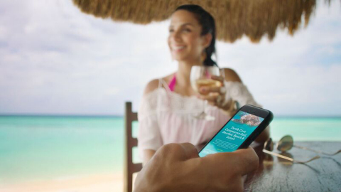 Accenture Carnival will be able to offer each guest their own personal digital concierge that knows what they like and can customize their experiences to cater to their individual preferences. (Photo: Business Wire)