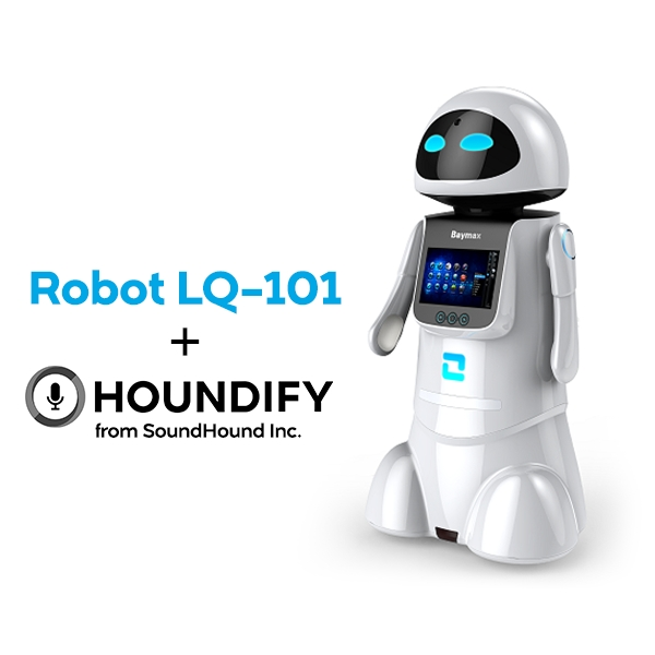 SoundHound Inc. and Shenzhen Tanscorp Technology Co. Unveil Robot LQ ...