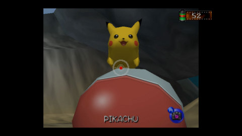 The Nintendo 64 cult classic is now on the Wii U console! Travel to Pokémon Island to embark on a safari and take the best possible in-game photographs of 63 different Pokémon. (Photo: Business Wire)