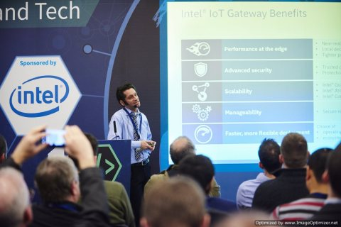 Explore the future of IoT technology at the IoT Tech Expo Global in London's Olympia on the 23-24th January (Photo: Business Wire)