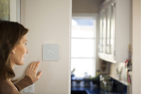 Best-in-class Zen Thermostat to join Xfinity Home's family of core devices (Photo: Business Wire)