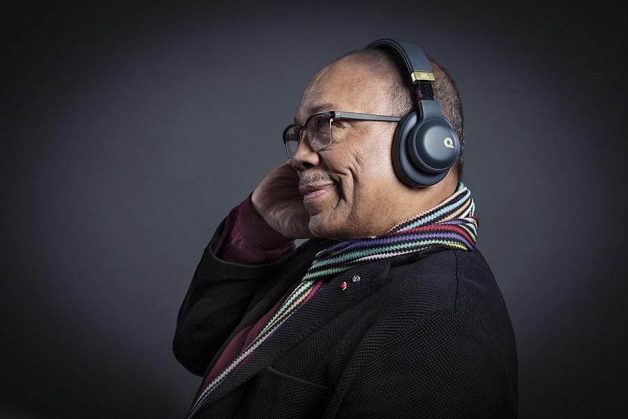 d4b86d6e11e JBL® and Music Pioneer Quincy Jones Introduce E55BT Quincy Edition Wireless  Headphone | Business Wire