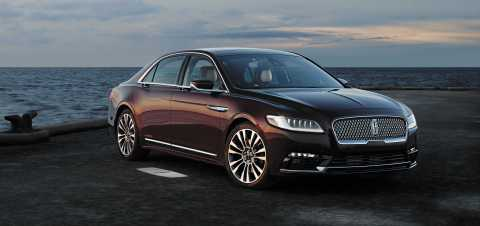 The Lincoln Motor Company ended the year on a strong note, with U.S. sales driven by the all-new flagship Lincoln Continental. (Photo: Business Wire)