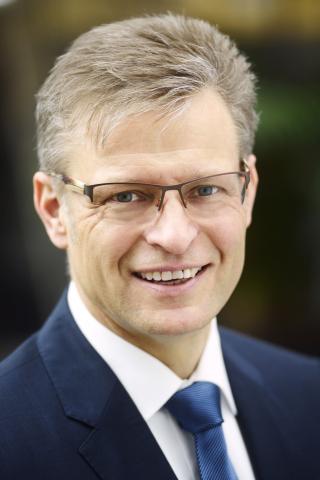 Horst Binnig, CEO, Rheinmetall Automotive (Photo: Business Wire)