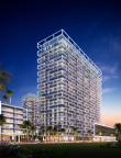Rendering of Metropica Tower One, Sunrise, FL (Graphic: Metropica Development, LLC)