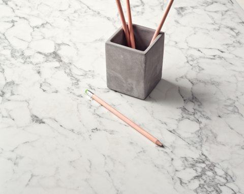 Wilsonart unveils eight new quartz designs, among other introductions at KBIS 2017. (Photo: Business Wire)