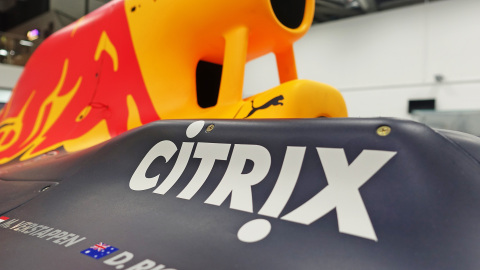 Citrix announced today that it will become a Red Bull Racing Innovation Partner, a relationship that ...