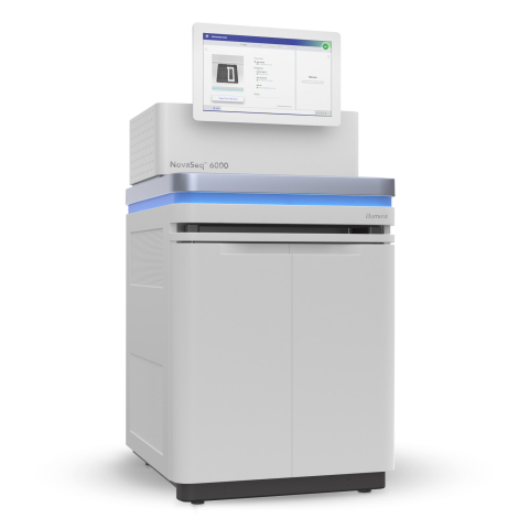 Illumina NovaSeq 6000 System (Photo: Business Wire)