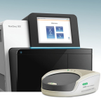 Illumina® Bio-Rad® Single-Cell Sequencing Solution, including new ddSEQ Single-Cell Isolator (pictured with NextSeq 500) (Photo: Business Wire)