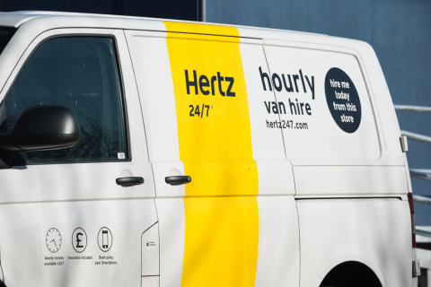 Hertz Connects Its Hourly Rental Vehicles With Datavenue Iot