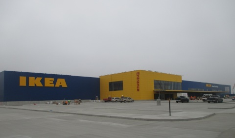 new bigger ikea burbank to open wednesday february 8