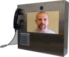 For Correctional Departments And Other Demanding Environments, CyberData's New Secure VoIP Phone Cases Deliver (Photo: Business Wire)
