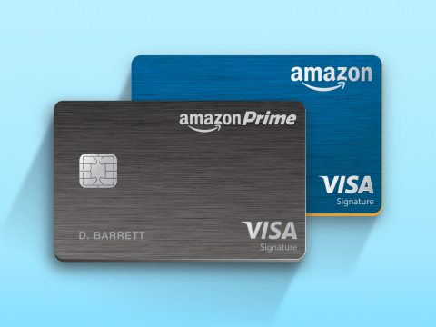 Amazon Prime Rewards Visa Signature Card, the only card that offers 5% Back on all Amazon.com purcha ...