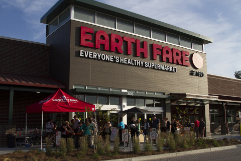 Earth Fare, the original healthy supermarket, is taking a bold position to play an important role in this country's wellbeing by empowering Americans to take back their own health by choosing only the cleanest, healthiest foods. (Photo: Business Wire)