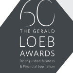 Celebrating 60 years of awarding the best in business journalism, The Gerald Loeb Awards open the 2017 Call For Entries. (Graphic: Business Wire)
