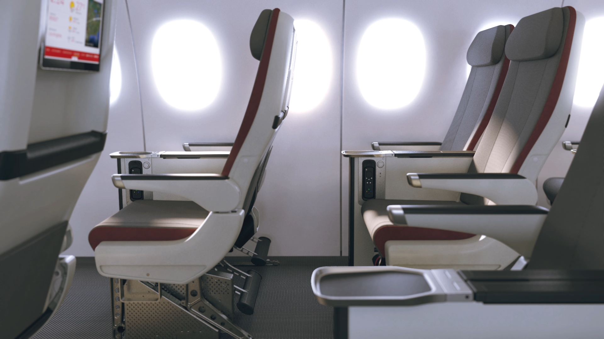 premium economy class now available for purchase on iberia airlines between the us and spain business wire premium economy class now available for