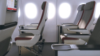 The new Premium Economy Class from Iberia is designed for economy passengers who want enhanced comfort and service before and during longer international flights. (Photo: Business Wire)
