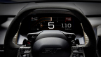 Like the glass cockpit in airplanes and race cars, the all-new Ford GT features an all-digital instrument display in the car's dashboard that quickly and easily presents information to the driver, based on five special driving modes. (Photo: Business Wire)