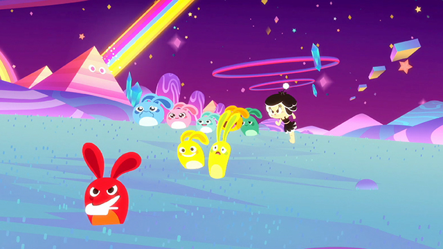 Hasbro's new HANAZUKI, Full of Treasures digital series – launching January 12th, 2017 on YouTube.