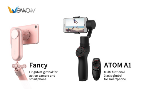 New products from Wewow (Photo: Business Wire)