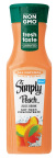 Simply Peach is available in a convenient 11.5 fl oz package (Photo: Business Wire)
