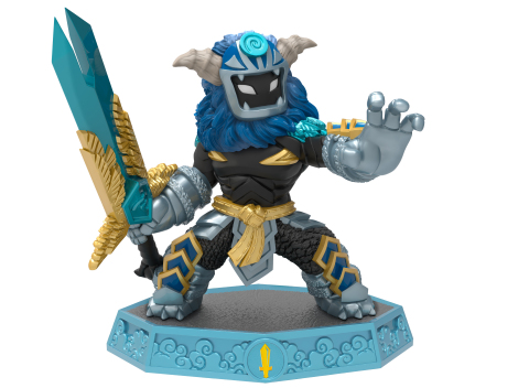 On March 12, Skylanders® Imaginators' fans nationwide can go on a new adventure with the release of Cursed Tiki Temple level pack. The Cursed Tiki Temple level pack comes with new Sensei character Wild Storm, who unleashes a new level and unlocks more than 100 new offerings for players – a first in franchise history! (Photo: Business Wire)