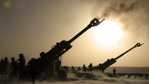 BAE Systems will provide 145 M777 ultra-lightweight howitzers to the Indian Army through a Foreign M ...