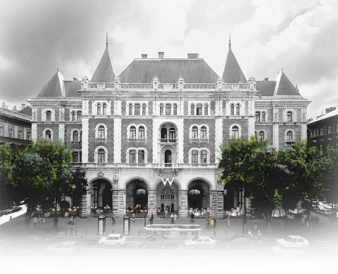 A rendering of W Budapest (Photo: Business Wire)