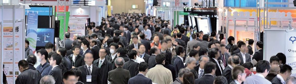 nano tech 2016会場風景 / 出展:1,300 企業・団体 / 来場:50,000名 / 参加国:20ヵ国以上 (写真:ビジネスワイヤ)