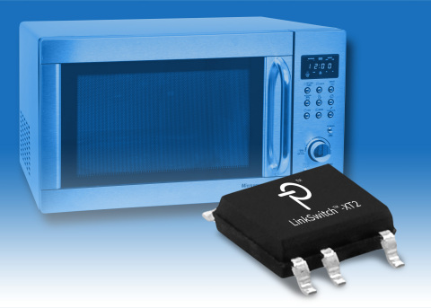 Power Integrations 推出的全新 LinkSwitch-XT2 離線返馳式切換開關 IC 系列可提供高精確度和高效率 (圖片:美國商業資訊)
