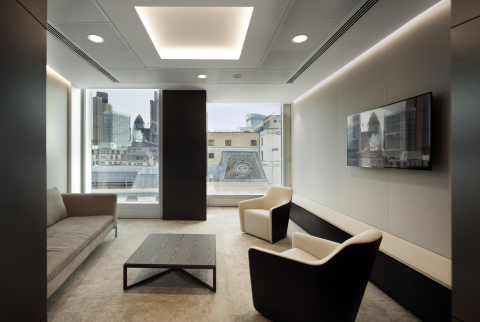 Goodwin Doubles London Office Space at New Location (Photo: Business Wire)