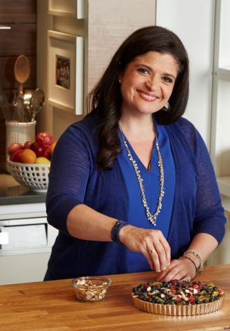 """Fisher® Nuts and Food Network Chef Alex Guarnaschelli Unveil """"Live Life Unshelled"""" Campaign (Photo: Business Wire)"""