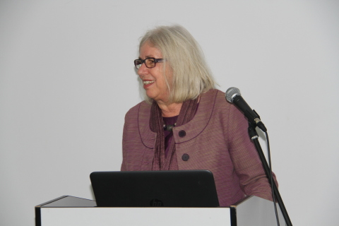 Dr. Sagebiel speaks about the harmful effects of gender stereotypes. (Photo: ME NewsWire)