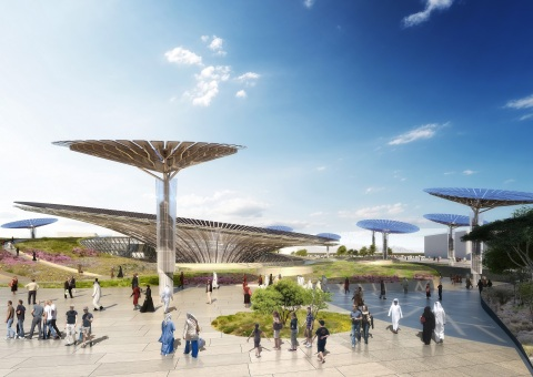 The Sustainability Pavilion will be one of the signature theme pavilions at Expo 2020 Dubai. It will be an inspiring demonstration of the most innovative, sustainable design and practice possible (Photo: ME NewsWire)