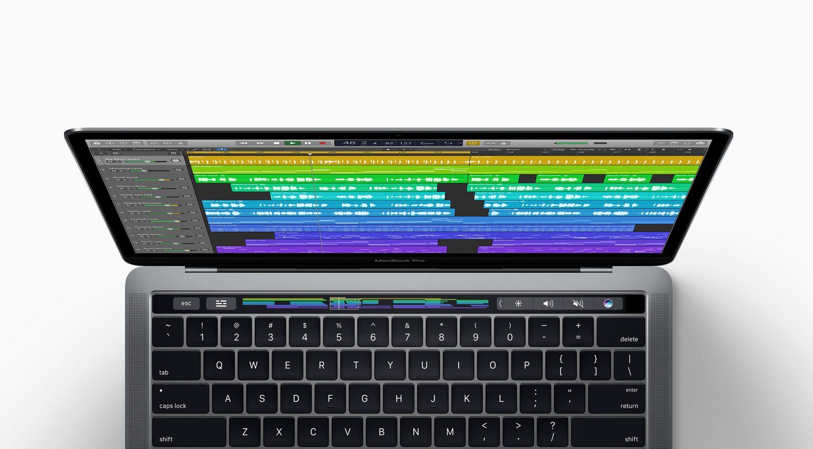 GarageBand and Logic Pro X Music Apps Get Major Updates