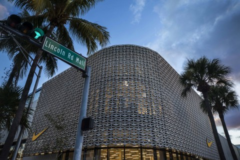 Nike Miami Opens, Delivering Future of Sport Retail (Photo: Business Wire)