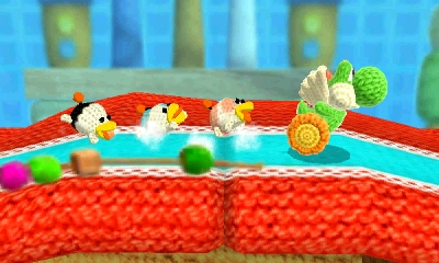 Before the Poochy & Yoshi's Woolly World game launches for the Nintendo 3DS family of systems on Feb. 3, try it out with this free demo. (Graphic: Business Wire)