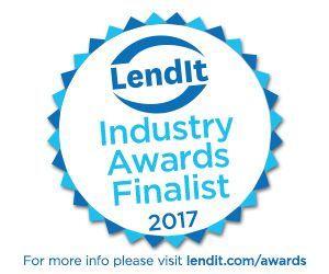 LendIt Industry Awards Finalist 2017