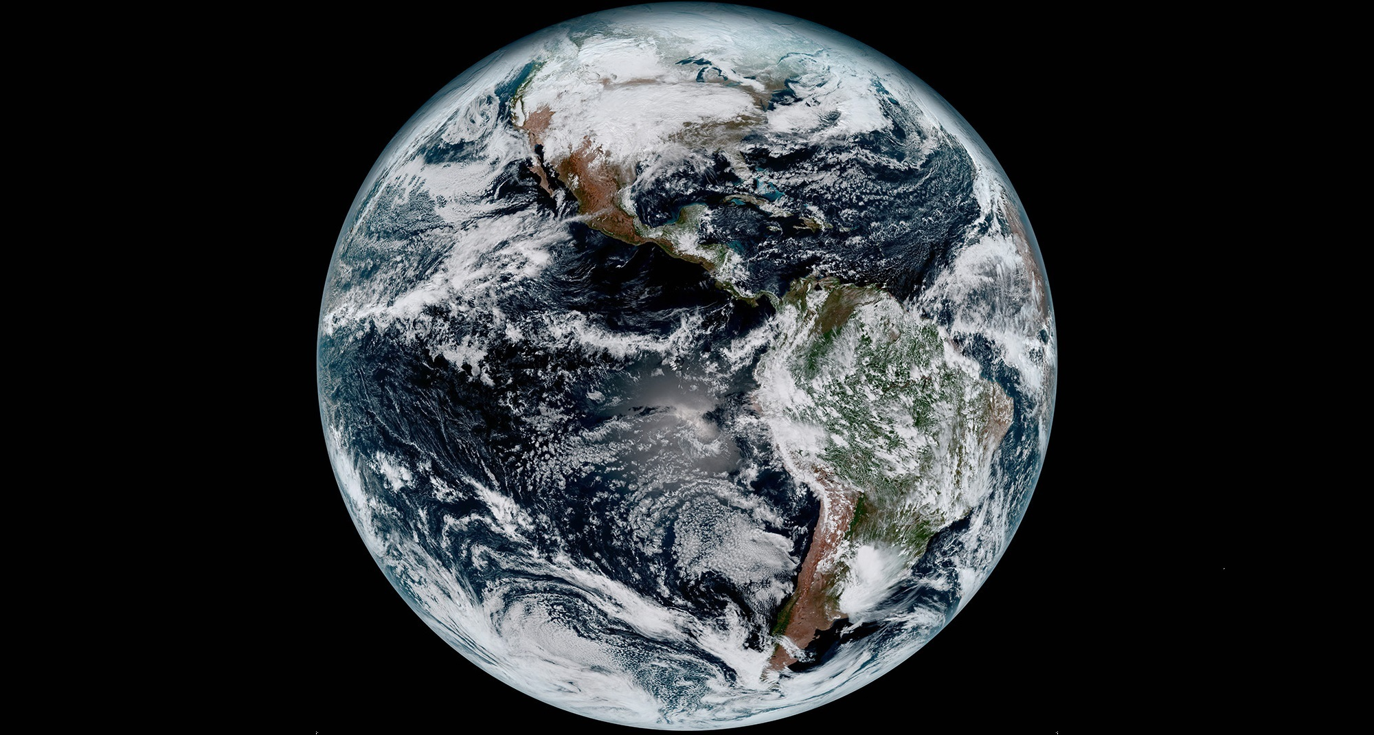 NOAA releases first images from high-tech weather satellite