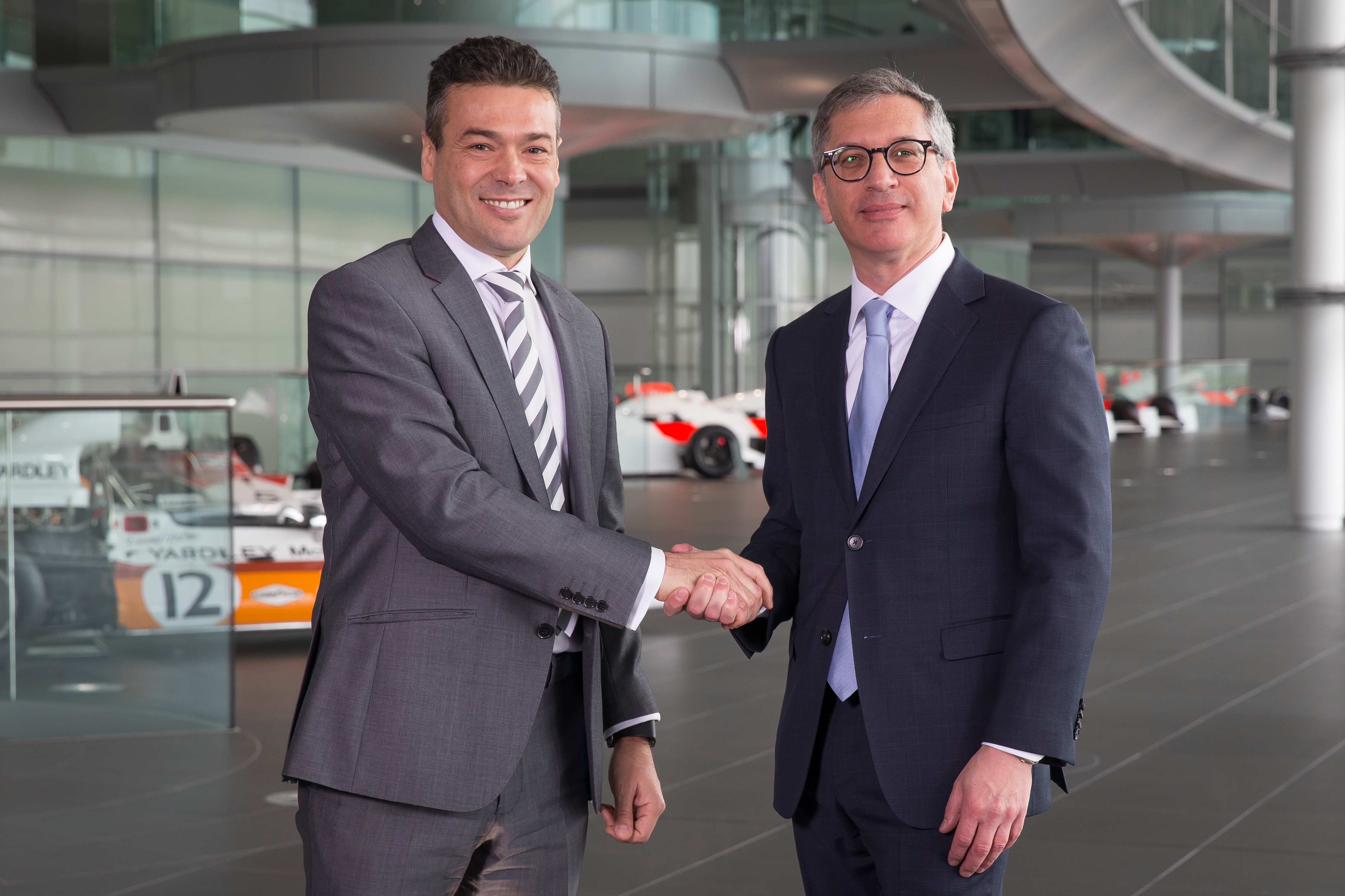 Mclaren Racing Signs New Four Year Partnership With Stratasys To Wire Harness Bring Additive Manufacturing Formula 1 Business