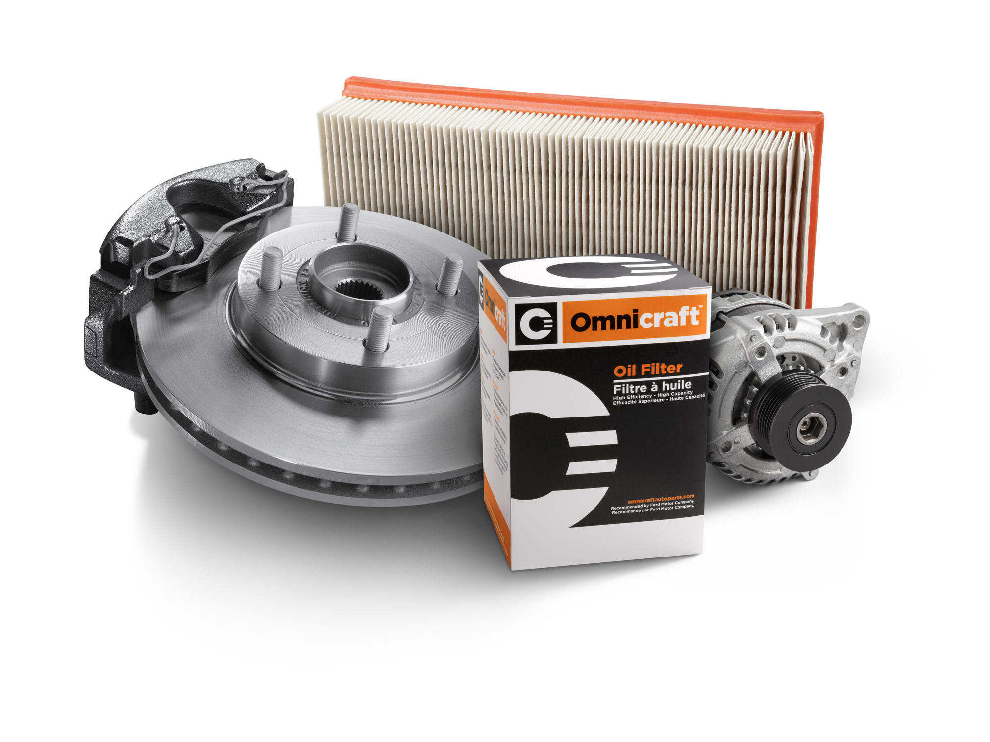 New Omnicraft™ Brand to Sell Quality, Competitively-Priced Parts ...