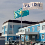 Fluor Selected as Engineering Services Provider by NCOC in Kazakhstan