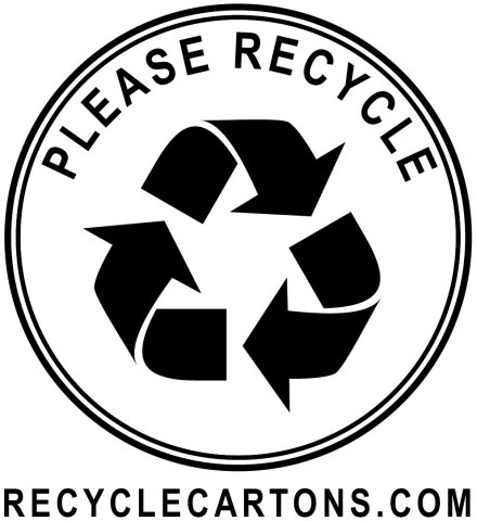 Updated Carton Recycling Logo (Photo: Business Wire)