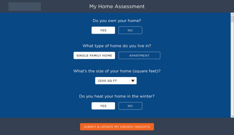 Bidgely Home Assessment (Photo: Business Wire)