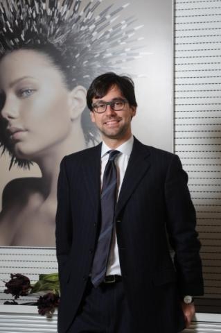 Mattia Fogliacco, new CEO of Sisvel International S.A. (Photo: Sisvel)
