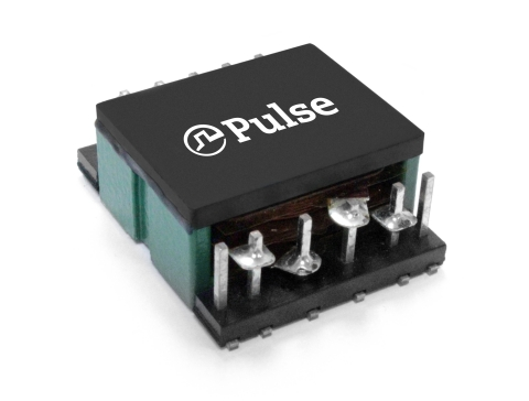 Pulse Electronics Power BU Cost Effective Planar Transformer Series (Photo: Business Wire)