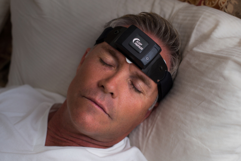 Advanced Brain Monitoring's Sleep Profiler for sleep EEG assessment. (Photo: Business Wire)